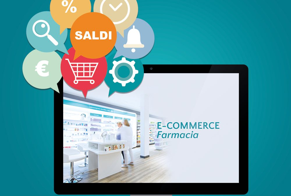 Farmacia online: servizi pensati per l'e-commerce