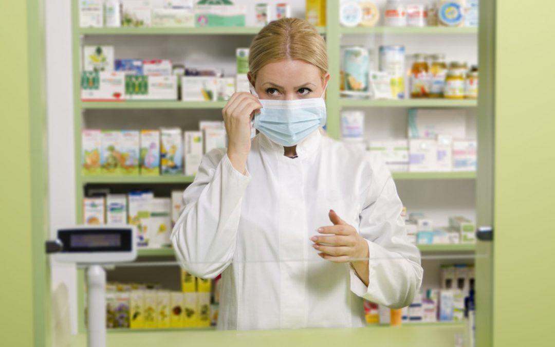 Covid-19. Positività, quarantena, guarigione. Guida su misure per farmacie e parafarmacie